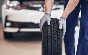 Balko Z Reifen wechseln